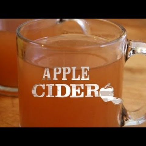 Homemade Apple Cider | Thirsty For…