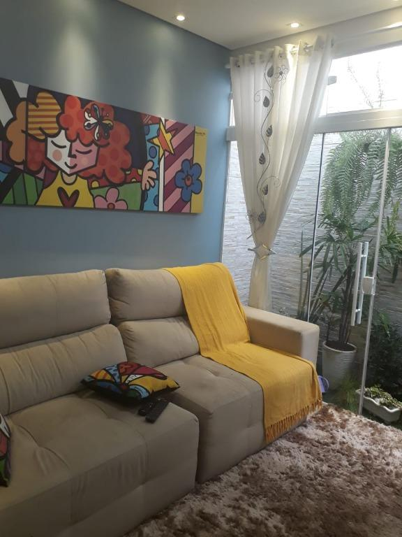[Casa com 2 dormitórios à venda,  100 m² - Jardim Colônia - Jundiaí/SP]