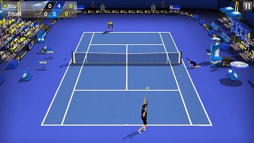3D Tennis screenshot 6