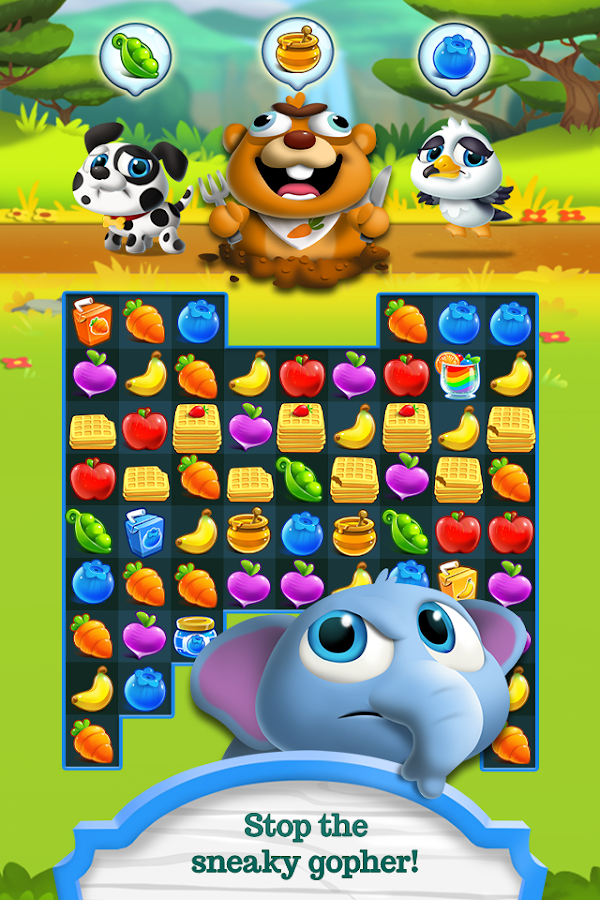 Hungry Babies Mania Screenshot 3