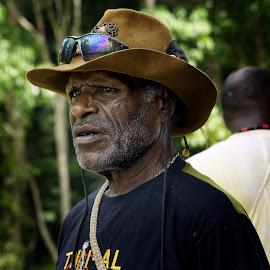 Amungme's by Menuel John  Magal - People Portraits of Men ( tembagapura, timika, indonesia, community, papua, westpapua, amungme, people, papua new guinea )