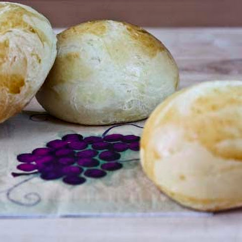 Coconut Milk Dinner Buns