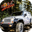 Jeep SUV Stunt:Extreme Offroad icon