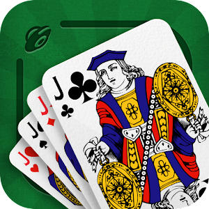 Belote Coinche - card game Icon