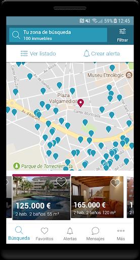 Fotocasa rent and sale screenshot 4