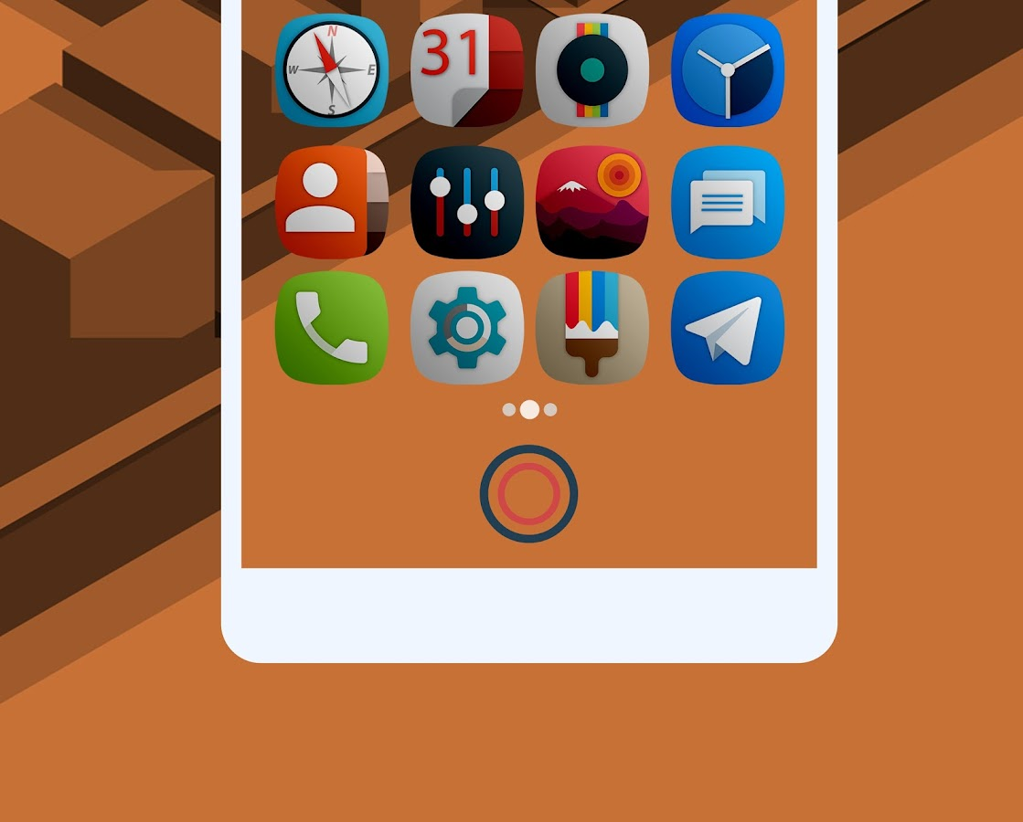 Yomira- Icon Pack Screenshot 0