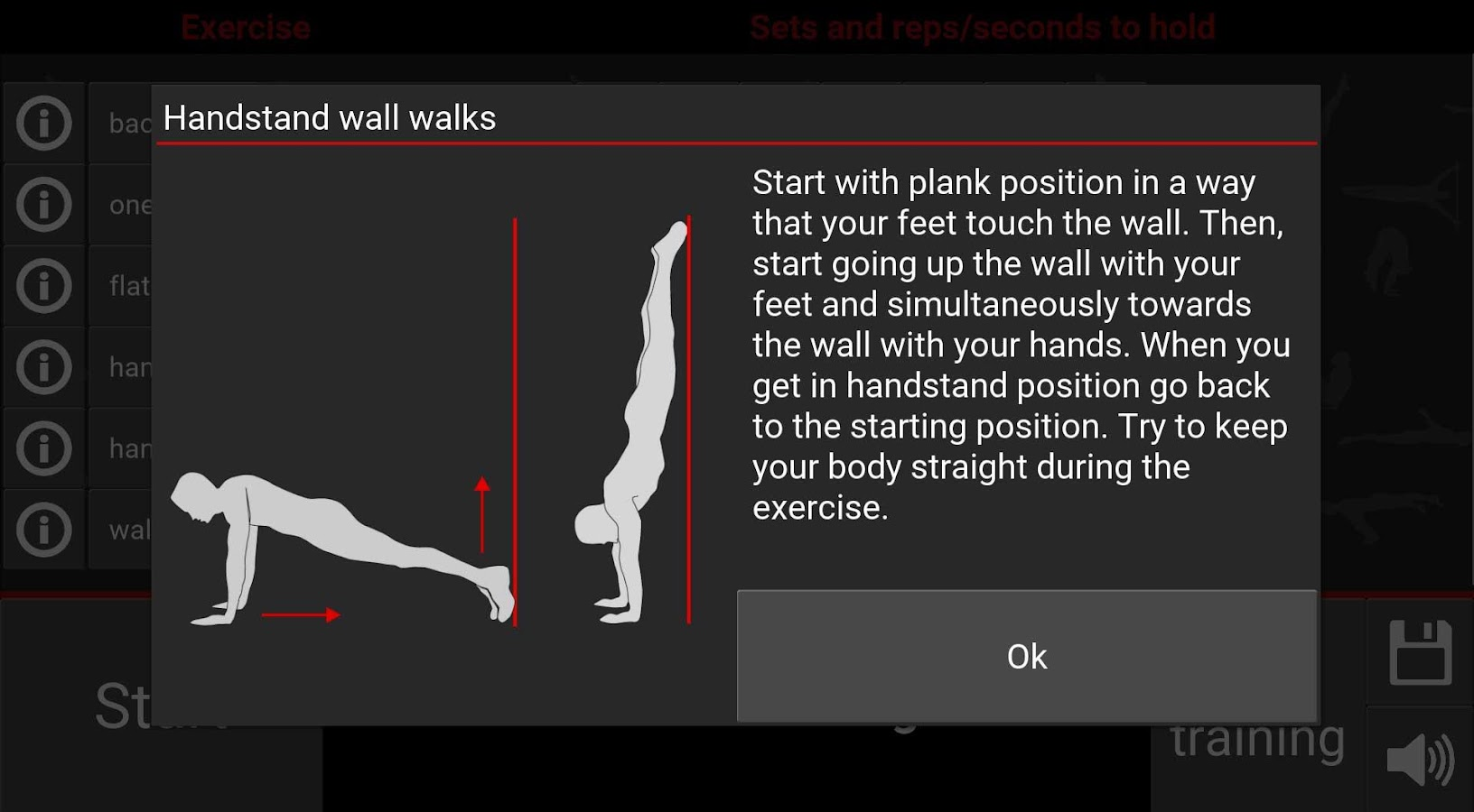 TrainingPal Screenshot 7