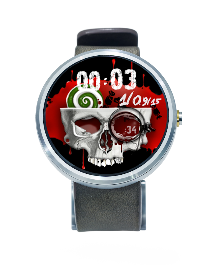 Watch Face: Halloween Screenshot 5
