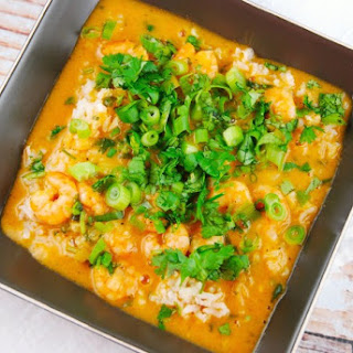Low Calorie Curry Shrimp Recipes