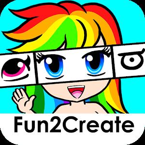 Fun2Create: Design Yourself Online PC (Windows / MAC)
