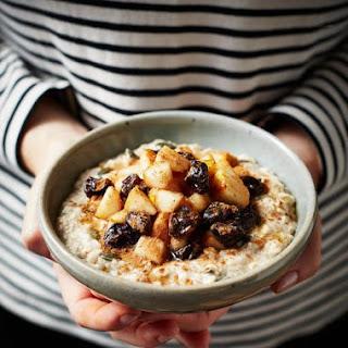Bircher Muesli With Milk Recipes