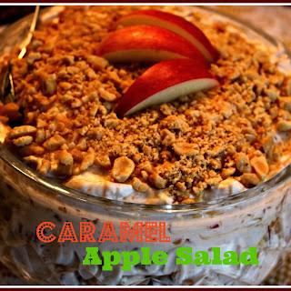 Caramel Apple Salad With Peanuts Recipes