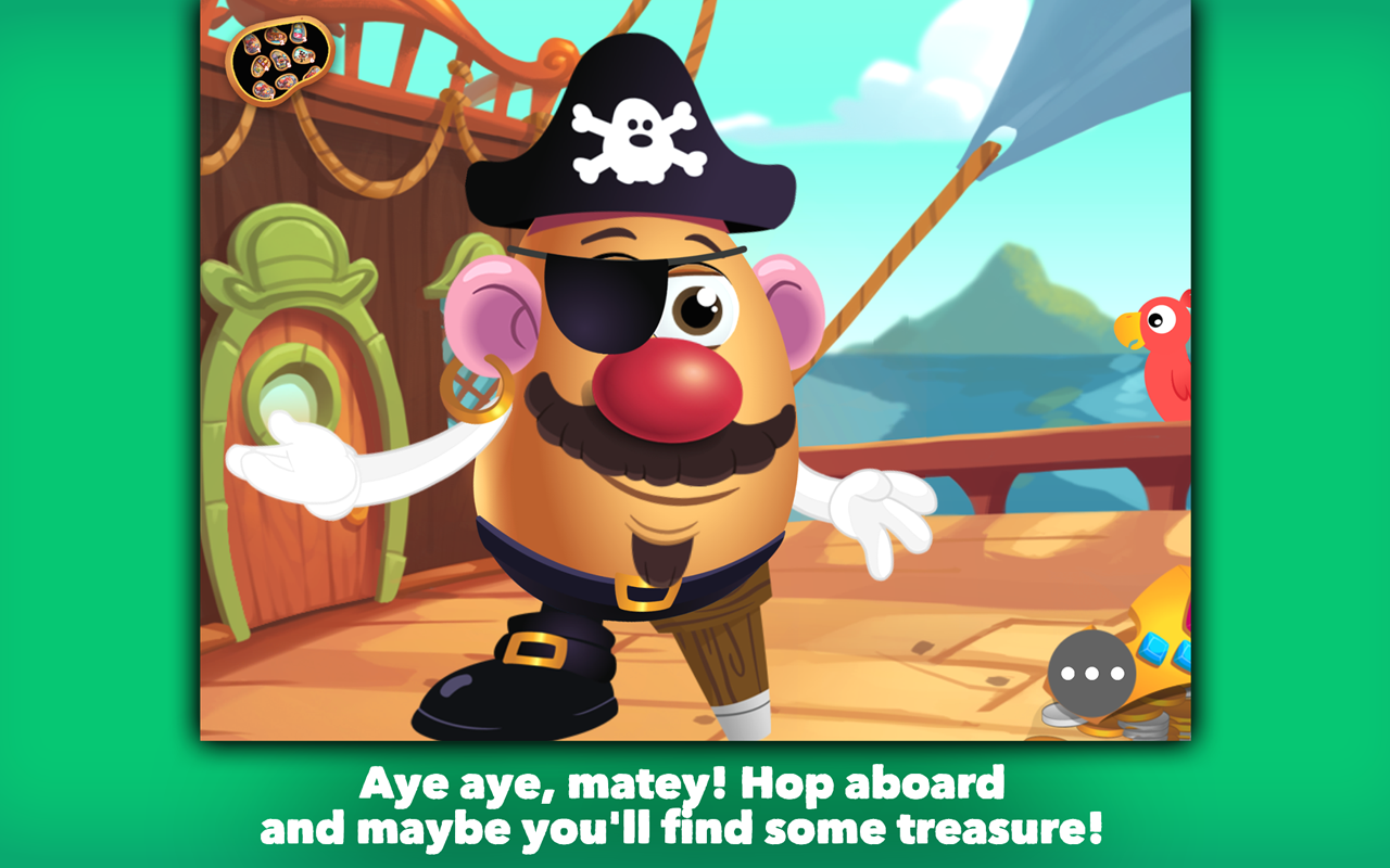 Mr. Potato Head: School Rush Screenshot 18