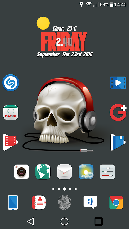 Oniron - Icon Pack Screenshot 5