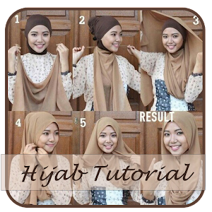 Download Beautiful Hijab Styles For PC Windows and Mac