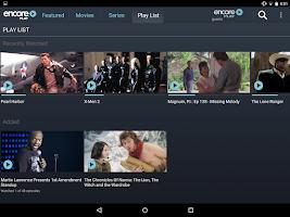 Screenshot of ENCORE Play