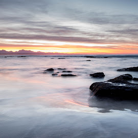 Smooth . by Susan Pretorius - Landscapes Waterscapes