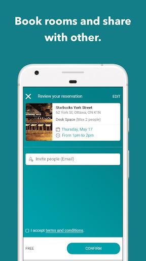 Spotz - Be creative! Be productive! Get a Spotz screenshot 5