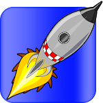 Astronaut Games in Space Icon