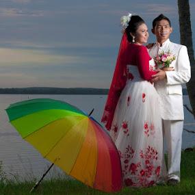 save the date by Hafiz Othman - Wedding Bride & Groom ( malay )