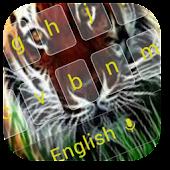 Tiger Keyboard Theme APK for Bluestacks