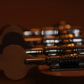 tuned by Alexz Hernandez - Artistic Objects Musical Instruments ( bass fender, tuning machine )