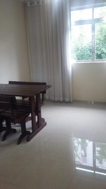 Mello Santos Imóveis - Apto 2 Dorm, Gonzaga - Foto 4