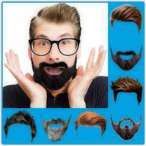App Man HairStyle Beard Changer APK For Windows Phone Android - Hairstyle beard app