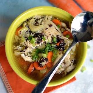 Chicken Quinoa Soup Recipes