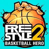Game Basketball Hero-Freestyle 2 mobile 3on3 MOBA APK for Kindle