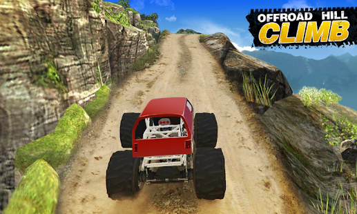Off-Road Racing Hill Climb Screenshot