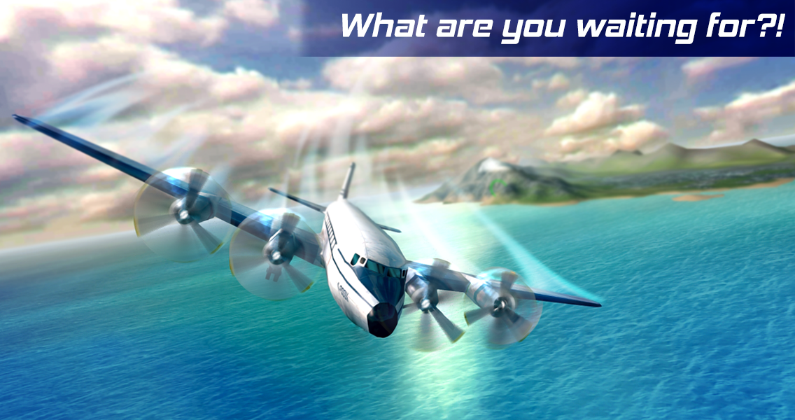 Real Pilot Flight Simulator 3D Screenshot 9