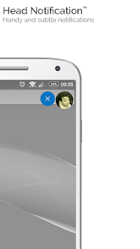 Mood Messenger - SMS & MMS APK screenshot thumbnail 5