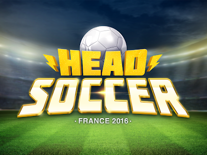 EURO 2016 Head Soccer Screenshot