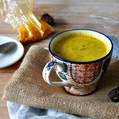 Spiced Turmeric Tea