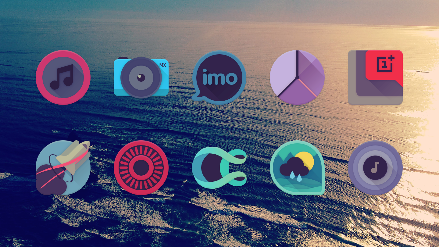Viral - Free Icon Pack Screenshot 1