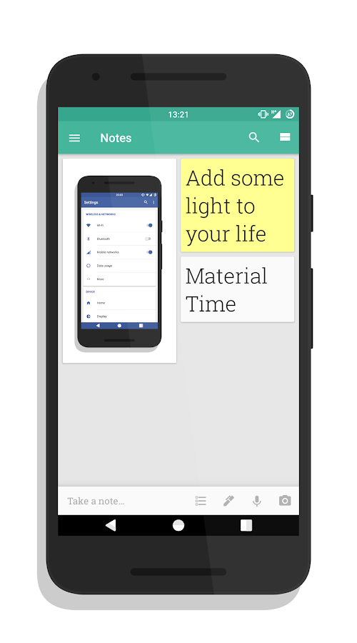 [Substratum] Material Time Screenshot 4