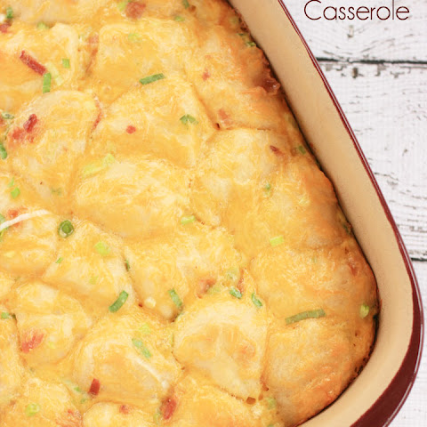 Egg Biscuit Casserole