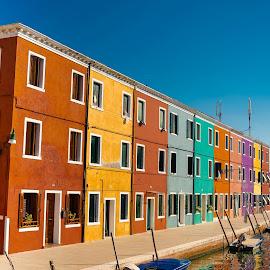 Burano. by Darijan Mihajlovic - Buildings & Architecture Public & Historical (  )