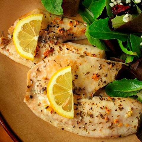 Broiled Tilapia with Garlic