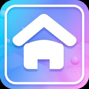 Glitter Launcher——Live wallpaper & Control center Online PC (Windows / MAC)