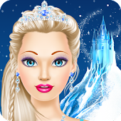 15.  Ice Queen - Dress Up & Makeup