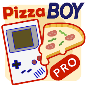 Pizza Boy Pro - Game Boy Color Emulator For PC