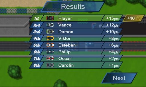 Electric Racing - screenshot