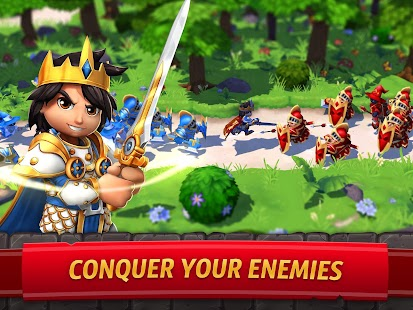 Royal Revolt 2- screenshot thumbnail