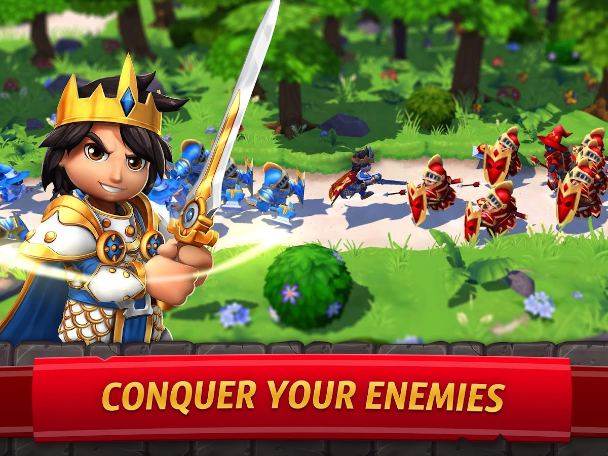 Royal Revolt 2 Screenshot 5