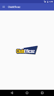 Clubeficaz - screenshot
