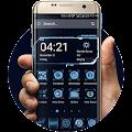 Blue Tech Hola Launcher theme