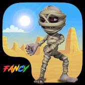 App Mummy Dance Fancy Keyboard apk for kindle fire