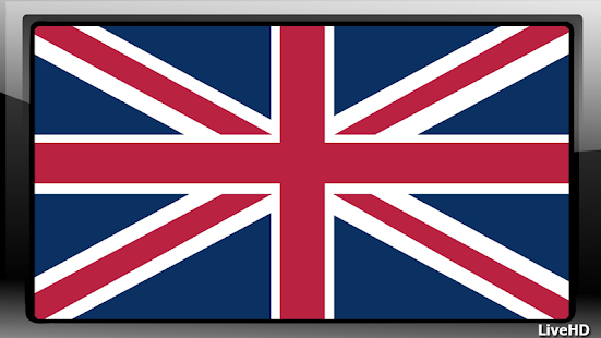 United Kingdom Flag Wallpaper - screenshot